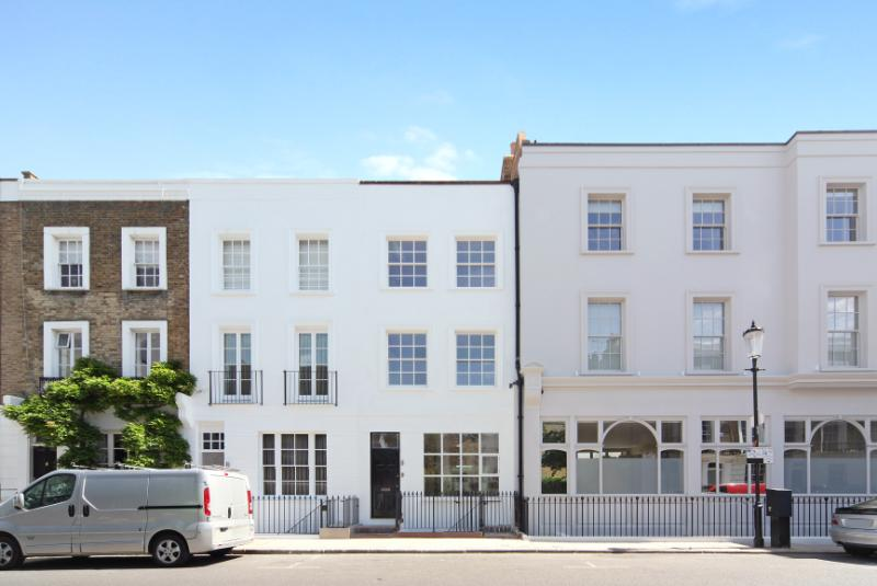 to let - Princedale Road, London, W11