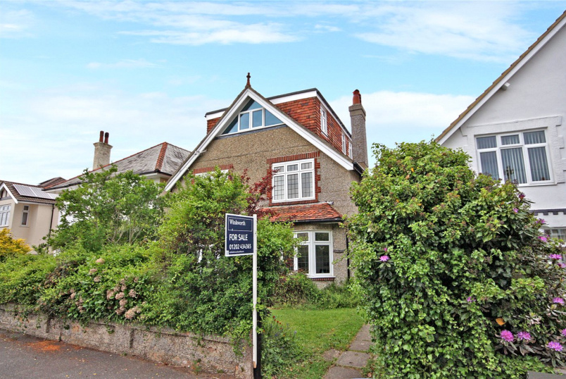 House for sale - Heatherlea Road, Southbourne, Bournemouth, BH6