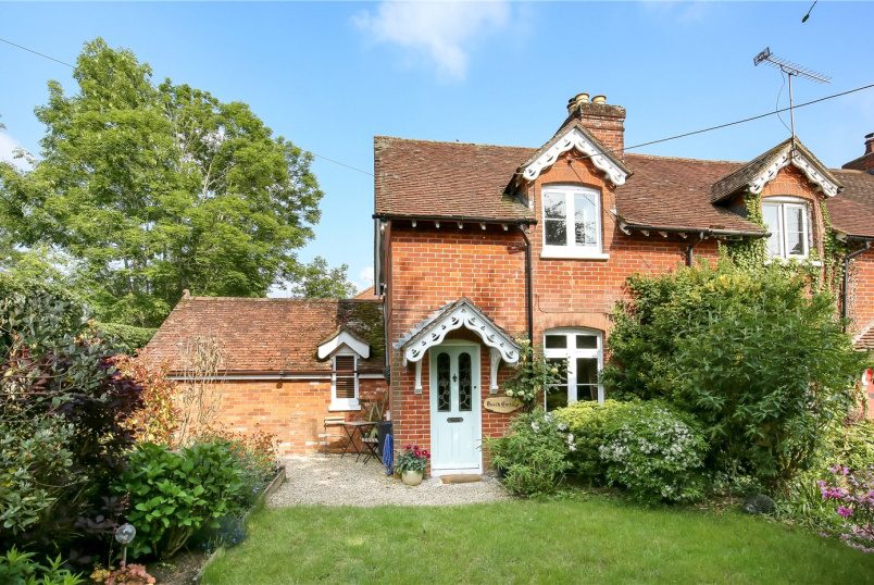 Cottage for sale in Romsey - Braishfield Road, Romsey, Hampshire, SO51