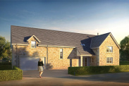 View of Plot 7, Lawfield Steading, Mayfield, Dalkeith, EH22