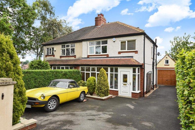 Properties For Rent With Garage Leeds