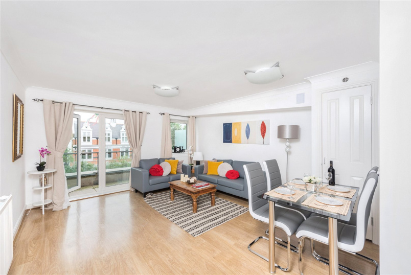 Flat/apartment for sale in North Kensington - Quayside House, 302 Kensal Road, London, W10