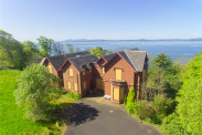 View of Montgomerie Terrace, Skelmorlie, Ayrshire, PA17