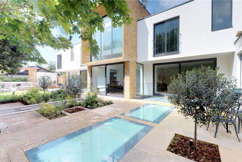 House new instruction - Egliston Lawns, 13 Egliston Road, London, SW15