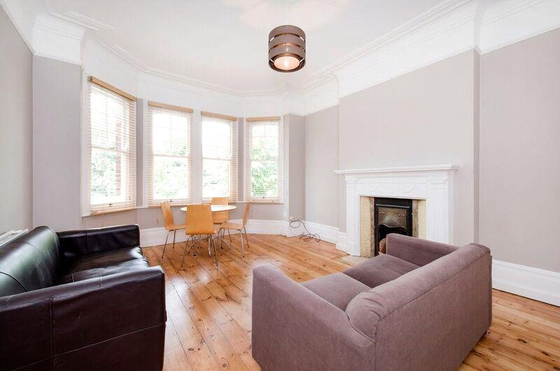 Flat/apartment to let - Granville Gardens, Ealing Common, W5