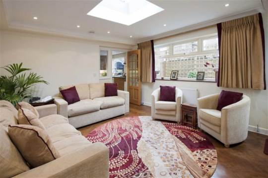 House - terraced to rent in St Johns Wood - MIDDLE FIELD, NW8 6ND