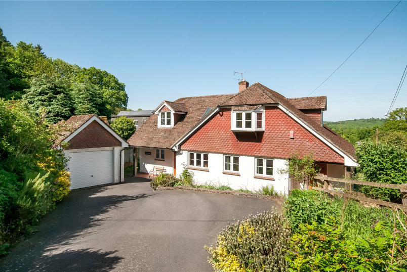 House for sale in Winchester - Ladwell, Hursley, Winchester, SO21