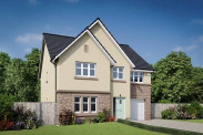 View of Plot 154, The Crighton, Kingfisher Park, Balerno, EH14
