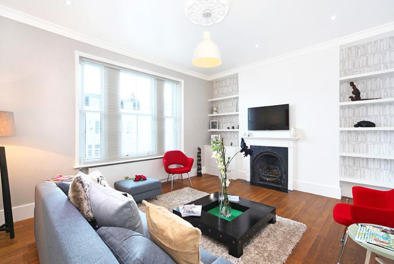 Flat to rent in Pimlico and Westminster - SUTHERLAND STREET, SW1V