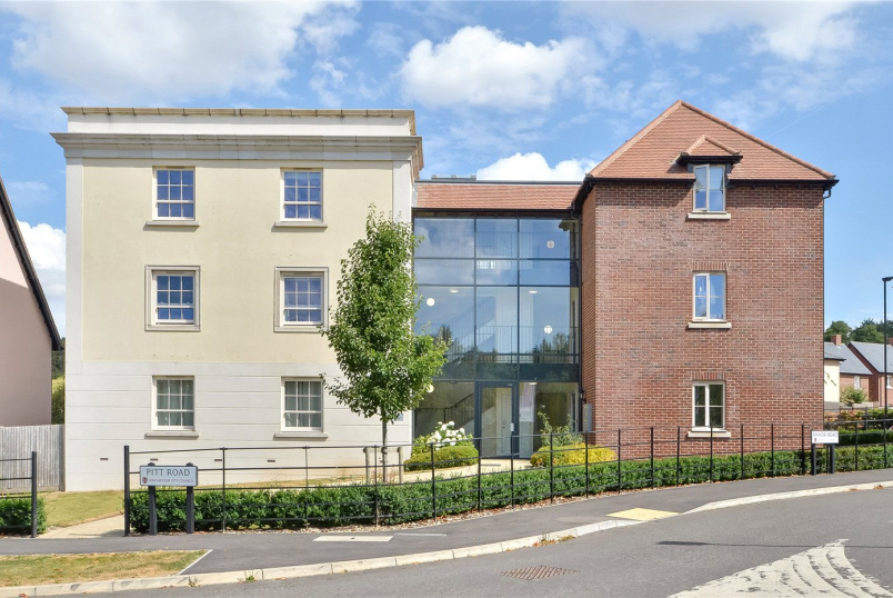 Flat/apartment for sale in Winchester - Pitt Road, Winchester, SO22