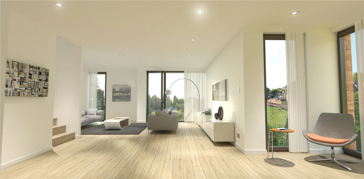 Image 3 of T01 - 5 Bed New Build Townhouse, Craighouse Road, Edinburgh, EH10