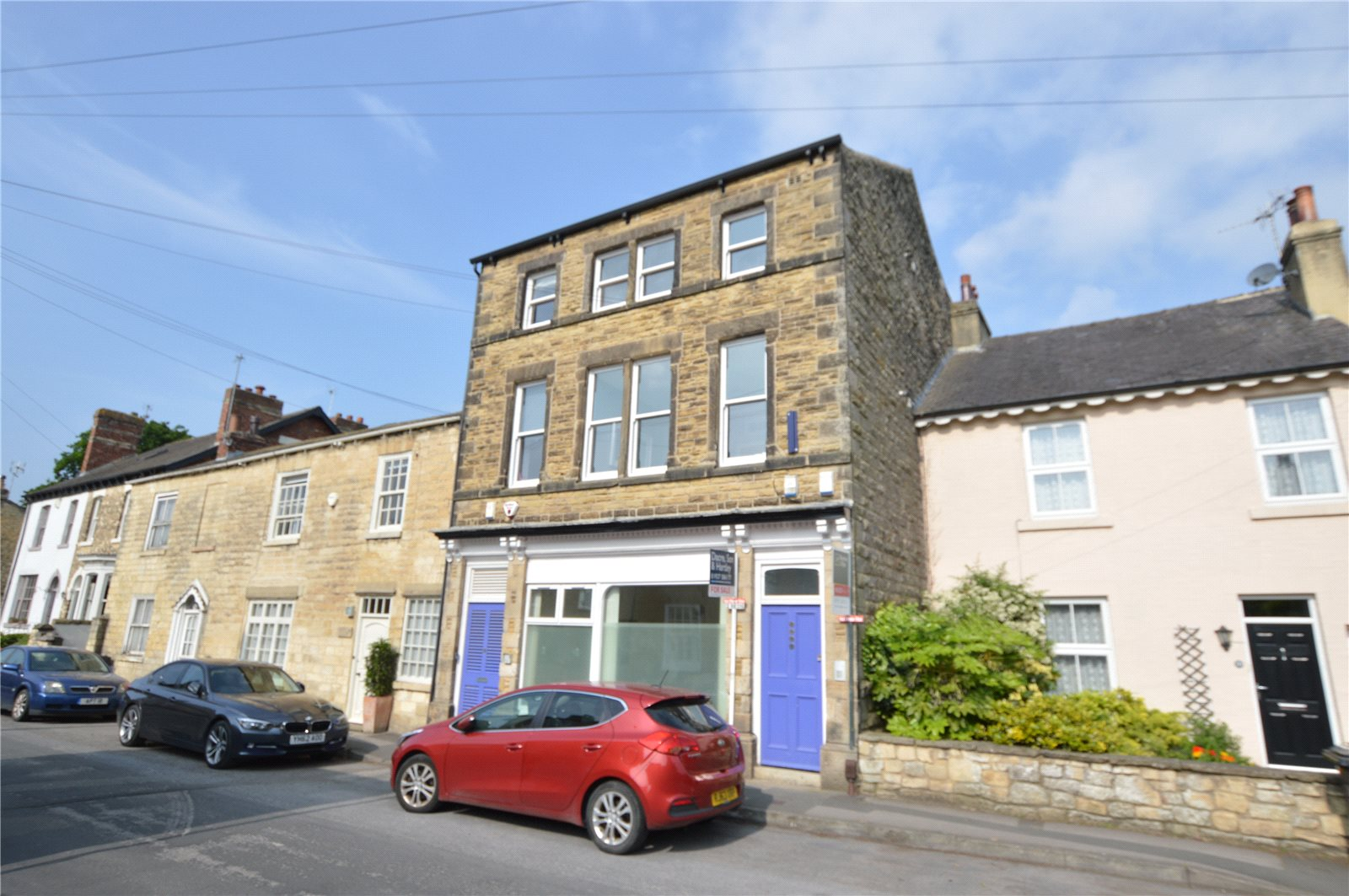 property for sale in Wetherby, Flat exterior.