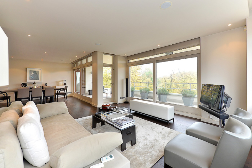 Apartment to rent in St Johns Wood - IMPERIAL COURT, NW8 7PT