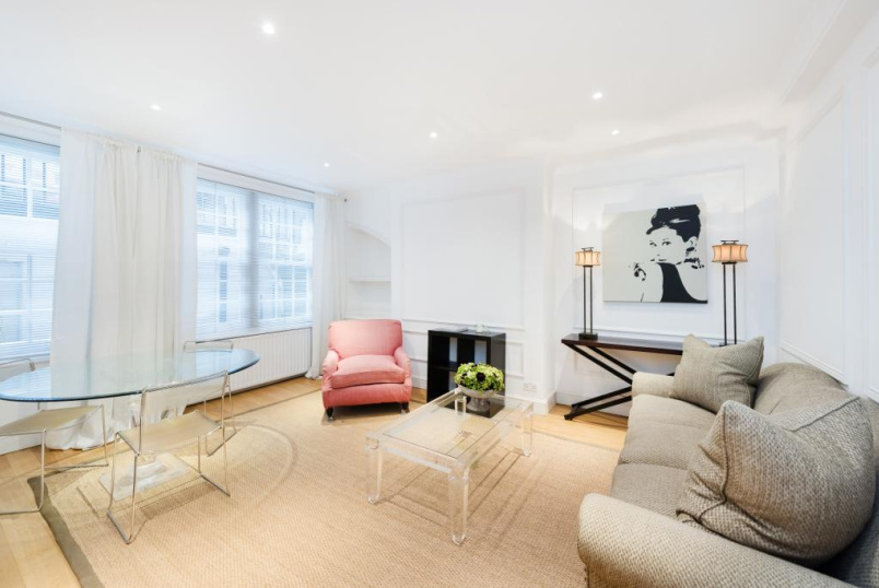 Flat/apartment to rent in Knightsbridge & Chelsea - Jefferson House, 11 Basil Street, Knightsbridge, SW3