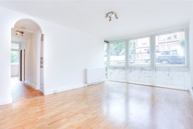 Flat/apartment to rent in Crouch End - Hurst Lodge, Coolhurst Road, London, N8