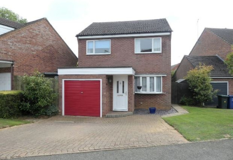 Horsham Close, Banbury