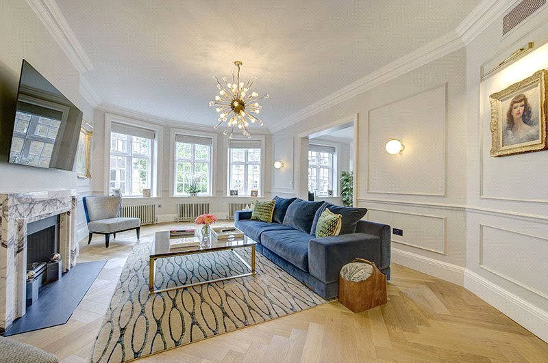 Flat/apartment for sale in Knightsbridge & Chelsea - Eaton Mansions, Cliveden Place, London, SW1W