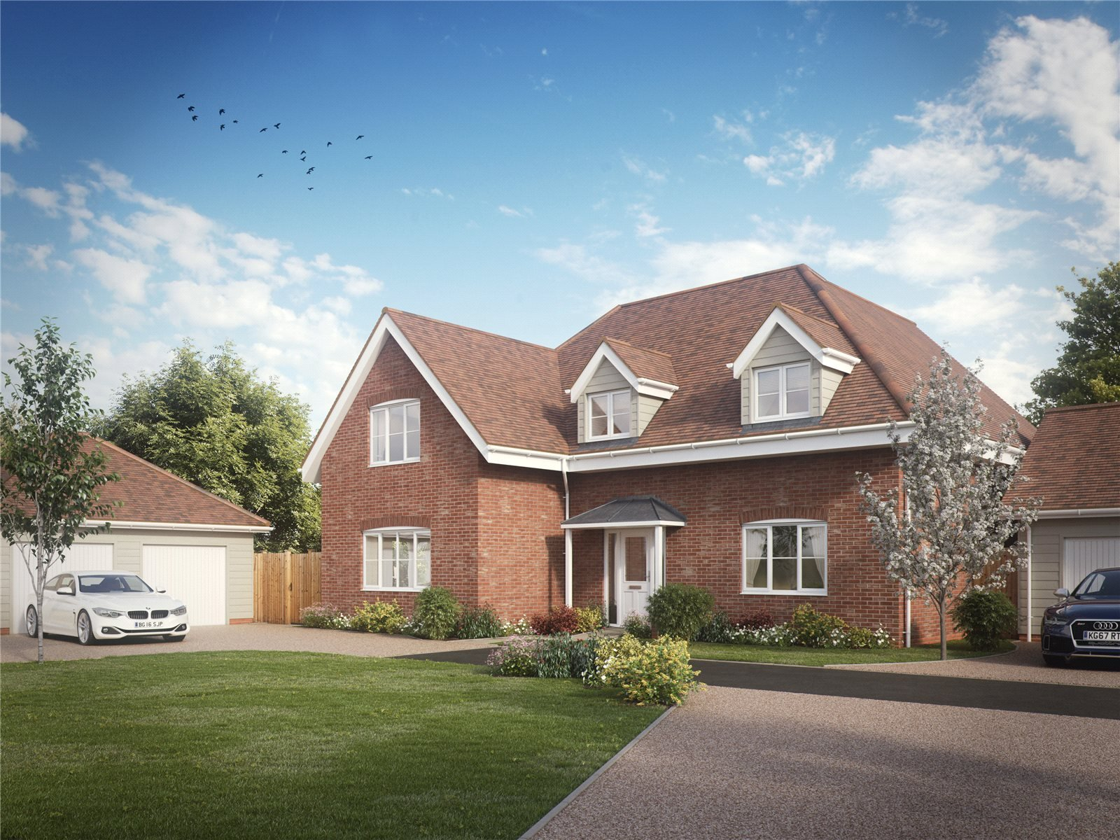 Plot 8 – 5 Bedroom Detached Homes - £785,000 – Available