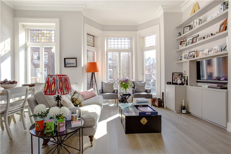 Flat/apartment for sale in South Kensington - Rosary Gardens, London, SW7