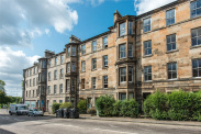 View of Hope Park Terrace, Edinburgh, Midlothian, EH8
