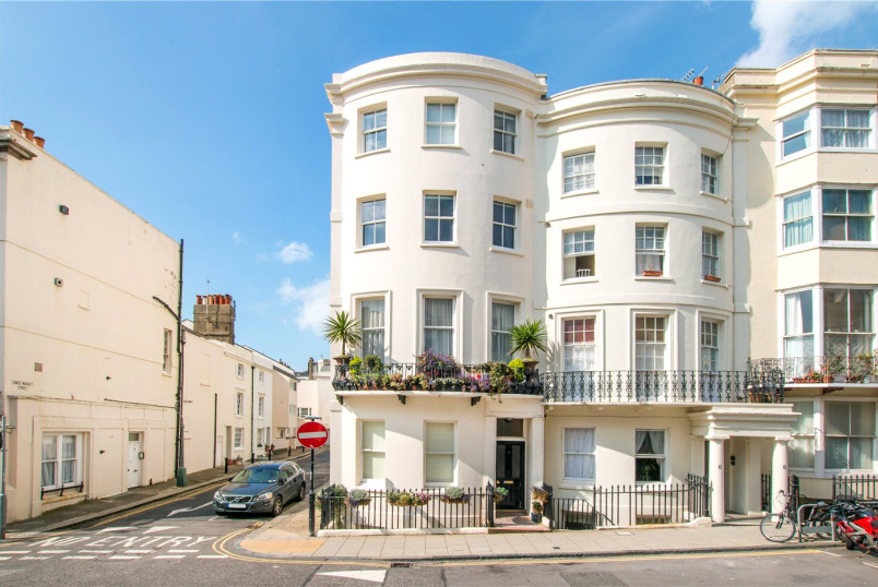 Maisonette for sale in Brighton & Hove - Waterloo Street, Hove, BN3