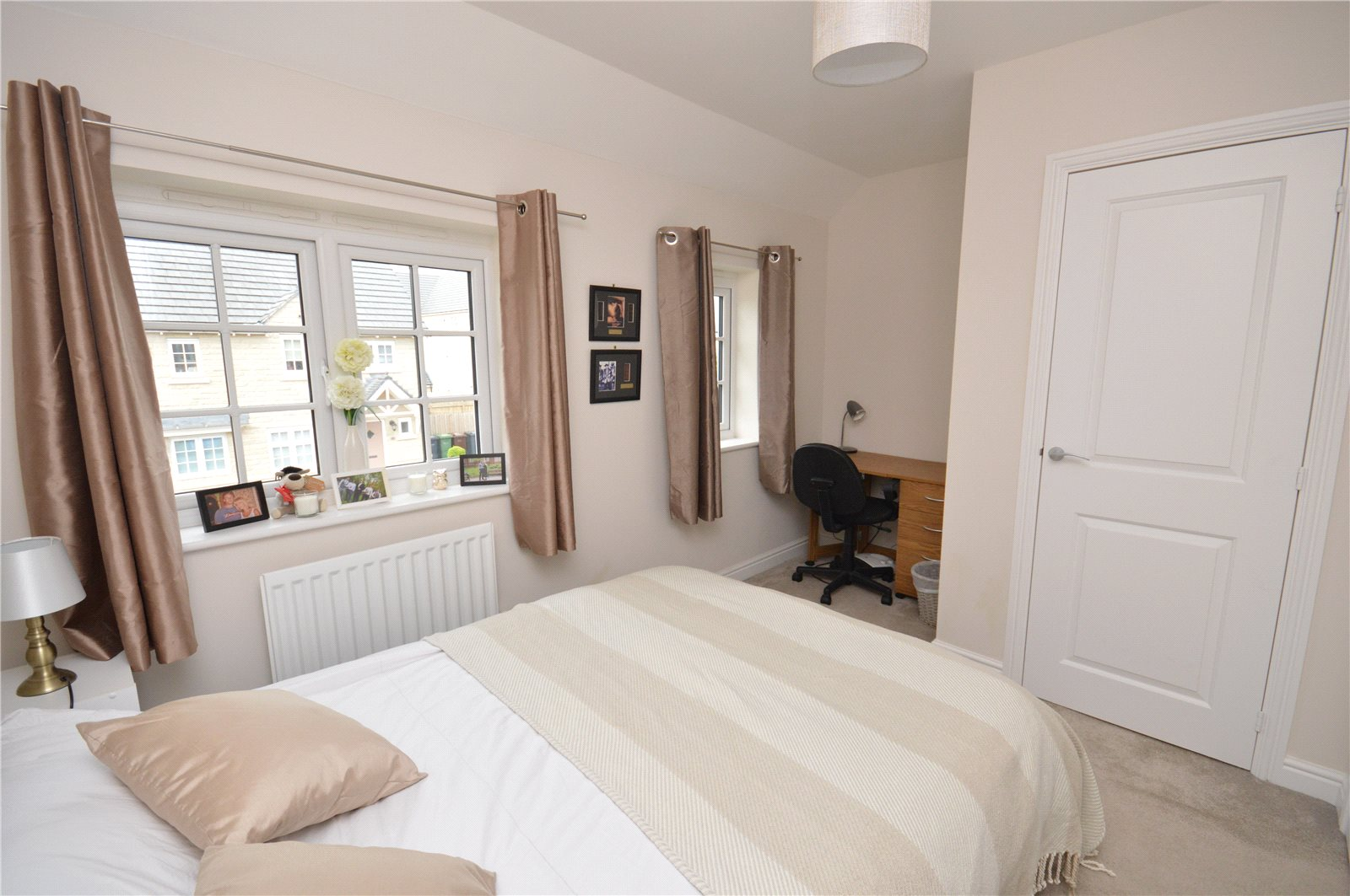 Property for sale in Horsforth, bedroom double bed