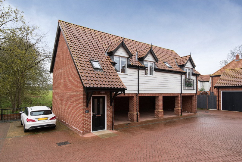 House for sale in Poringland - The Ridings, Poringland, Norwich, NR14