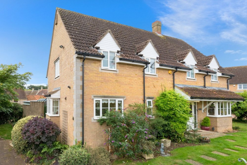 House for sale in Bourne - Bertie Close, Swinstead, Grantham, NG33