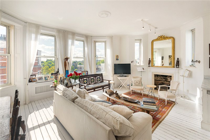 Flat/apartment for sale in South Kensington - Kensington Mansions, Trebovir Road, London, SW5