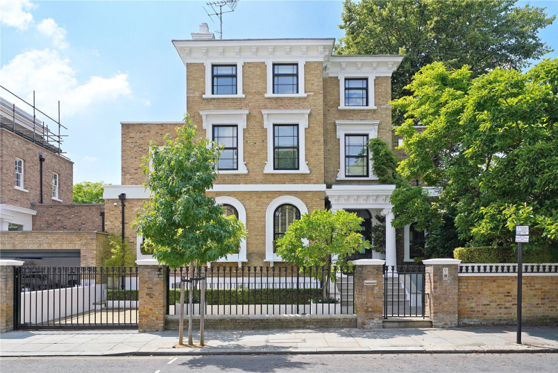 House to rent in Notting Hill - Clarendon Road, London, W11