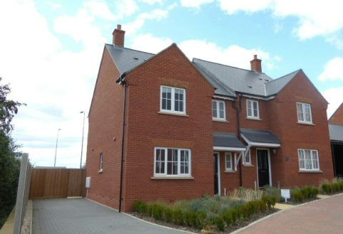 Claydon Close, Banbury