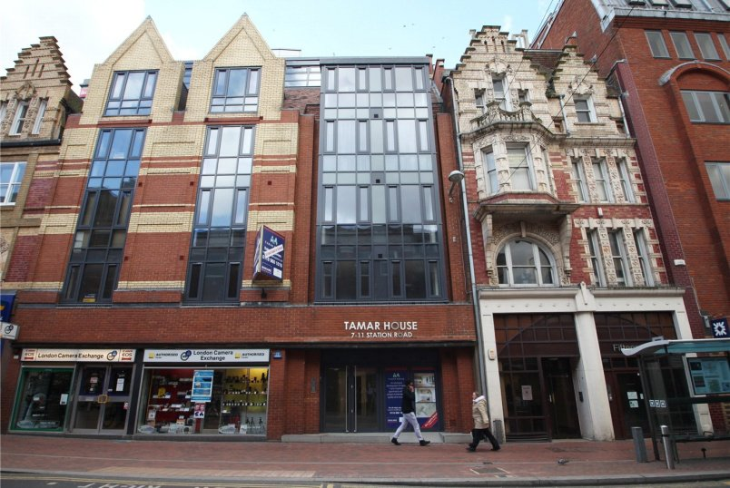 Flat/apartment for sale in Reading - Tamar House, Station Road, Reading, RG1