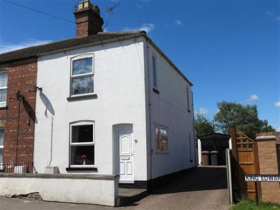 House for sale in Sleaford - King Edward Street, Sleaford, Lincolnshire, NG34