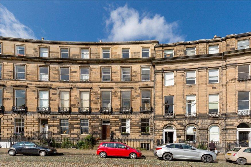 Image 1 Of Ainslie Place Edinburgh EH3