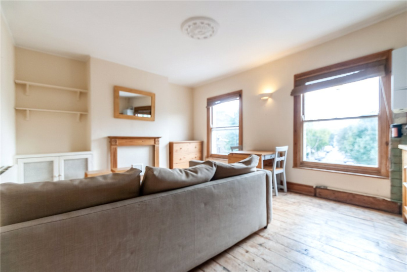 Flat/apartment to rent in Kentish Town - Tabley Road, London, N7