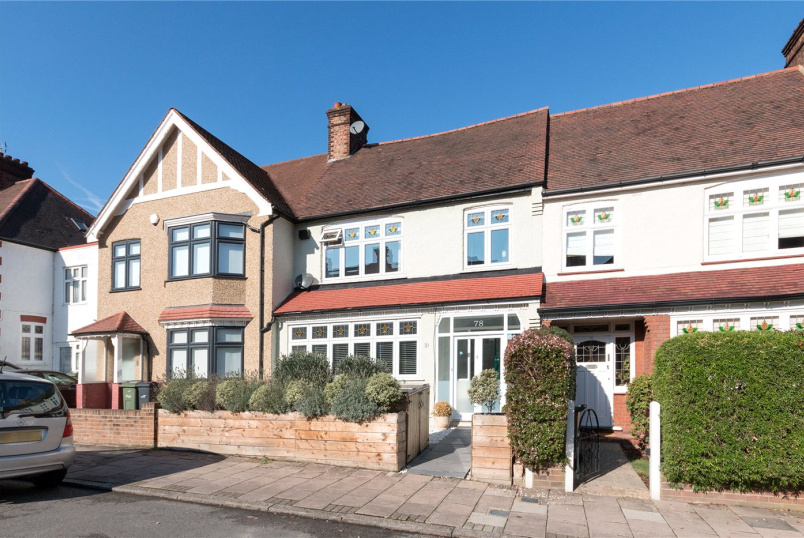 House to rent in West Norwood - Cheviot Road, London, SE27