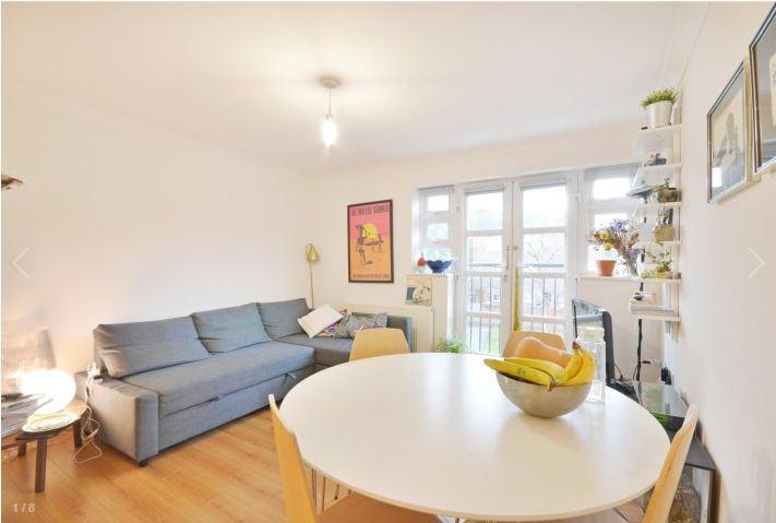 Flat/apartment to rent in Shoreditch - Shalimar House, 26A Vallance Road, London, E1