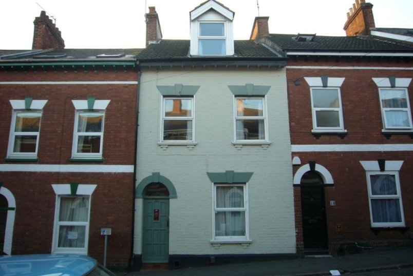 House to rent in Exeter - Victoria Street, St James, EX4