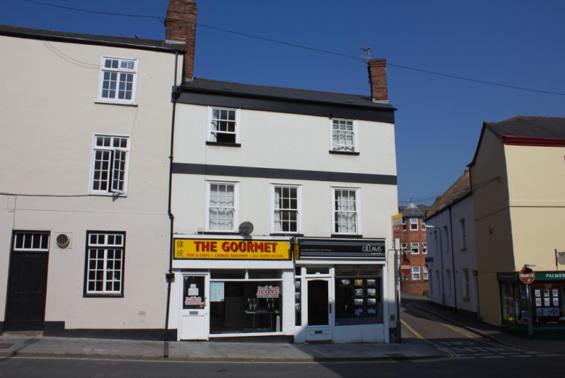 Flat/apartment to rent in Exeter - Longbrook Street, Exeter, EX4