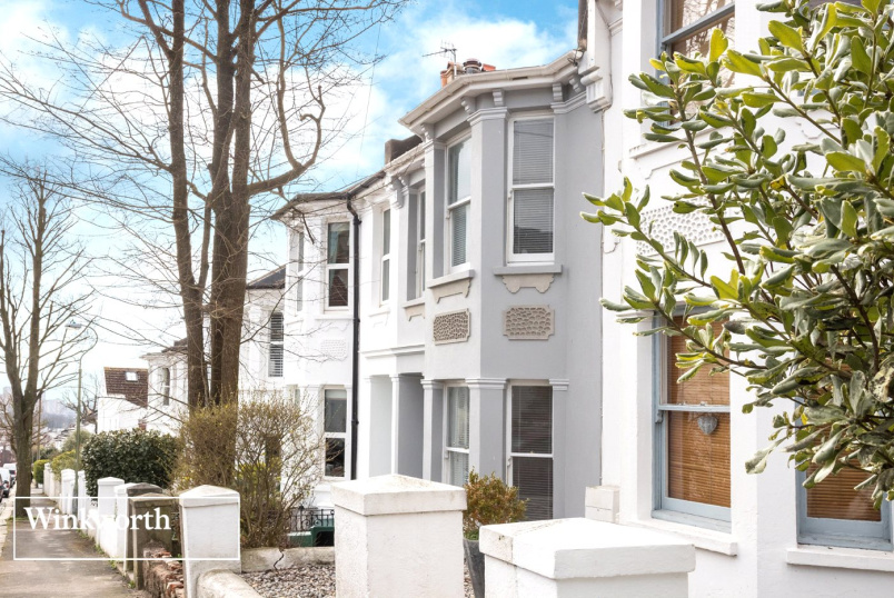 House to rent in Brighton & Hove - Chester Terrace, Brighton, East Sussex, BN1
