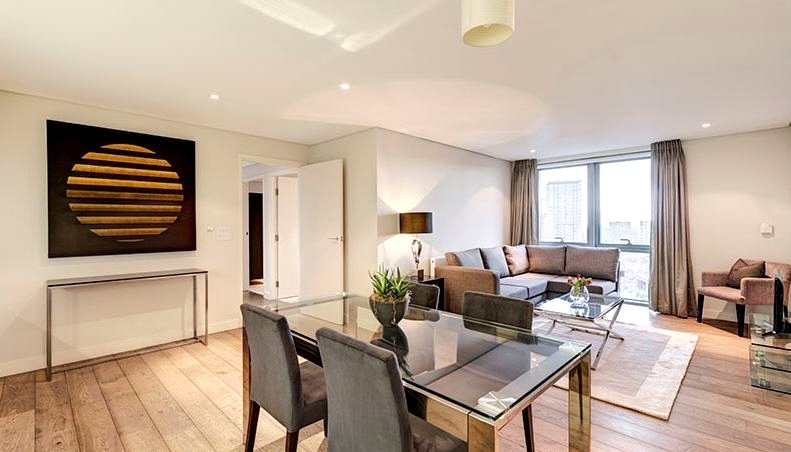 Flat/apartment to rent in Paddington & Bayswater - Merchant Square East, London, W2