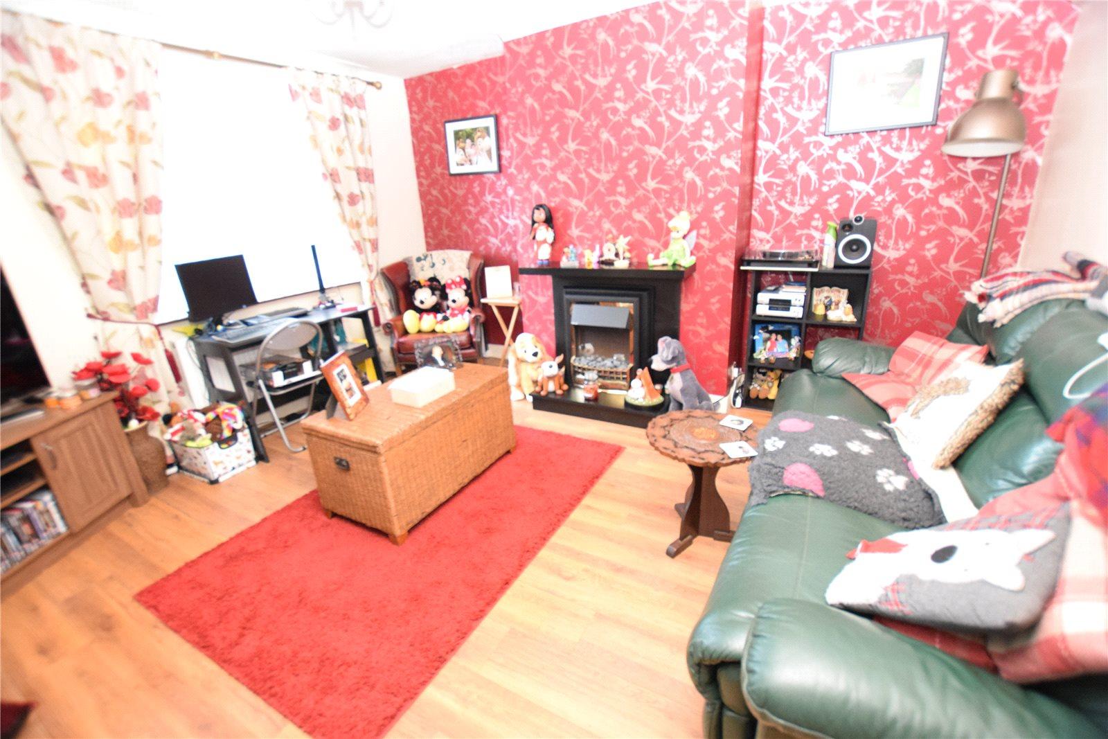 Property for sale in Armely, interior reception room