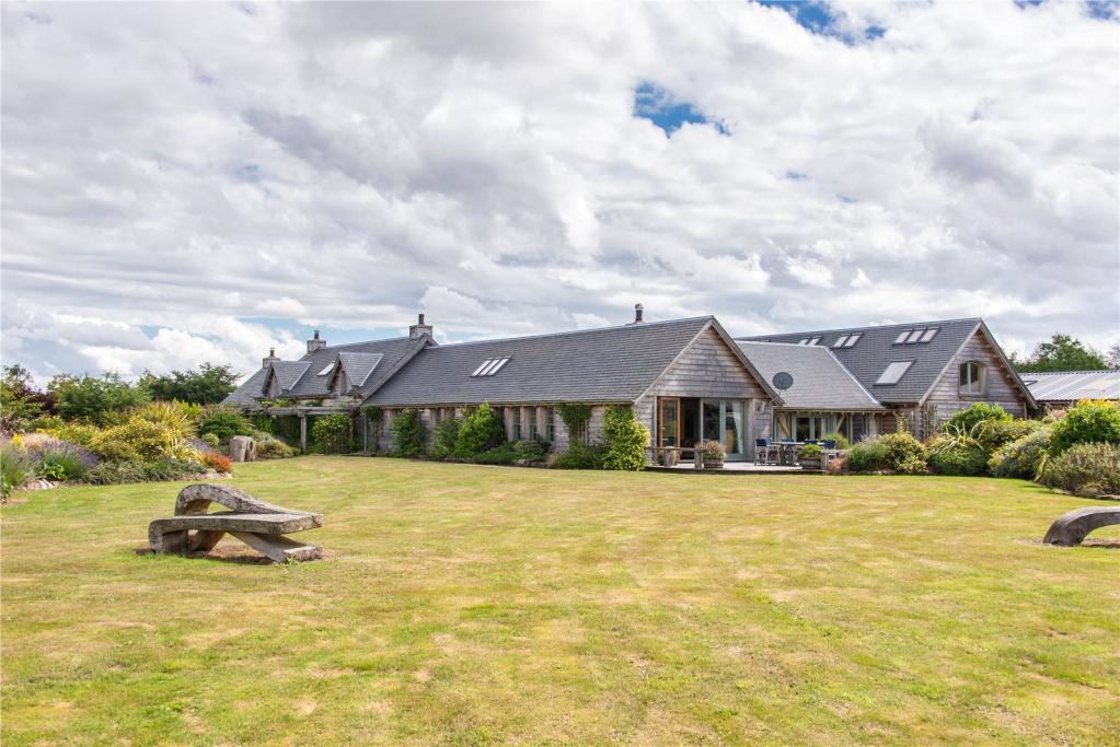 Image 1 of Wester Essendy, Blairgowrie, Perthshire, PH10