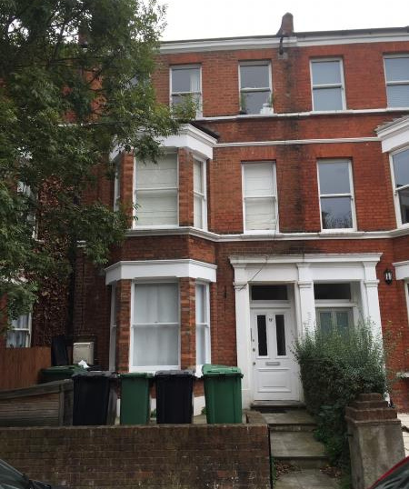 Flat to rent in St Johns Wood - LITHOS ROAD, NW3 6DX