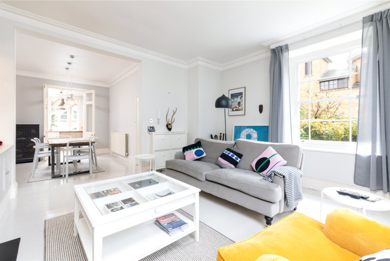 Flat/apartment to rent in Islington - Harecourt Road, Islington, N1
