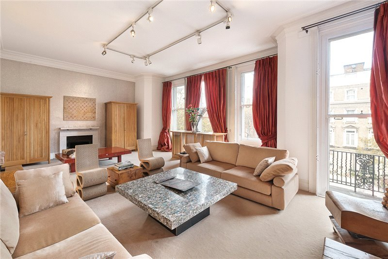 Flat/apartment for sale in South Kensington - Cromwell Mansions, Cromwell Road, London, SW5