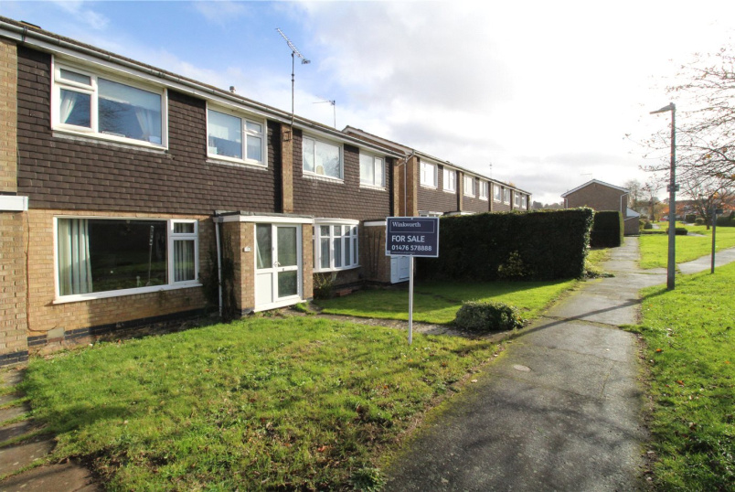 House for sale in Grantham - Hebden Walk, Grantham, NG31