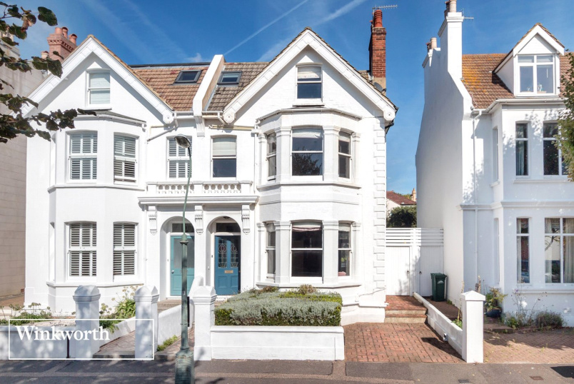 House for sale in Brighton & Hove - Hartington Villas, Hove, BN3