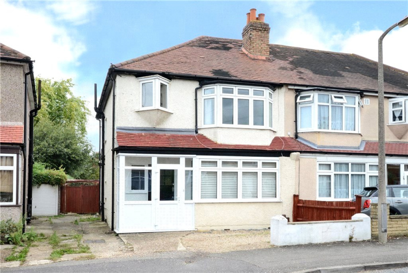House for sale in Cheam - Lumley Road, Cheam, Surrey, SM3