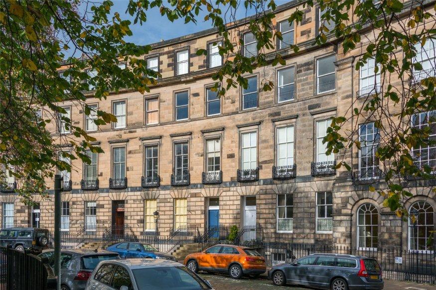 Image 1 Of Ainslie Place Edinburgh Midlothian EH3